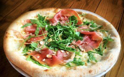 Pizza du moment l'AnteParma